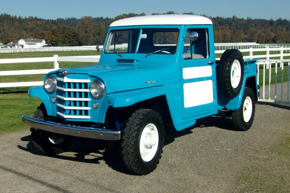 Ruch, George 1953 Willys